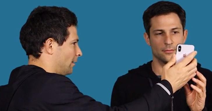 Face ID 能不能分清雙胞胎?兩家外媒測試得到完全相反的結果