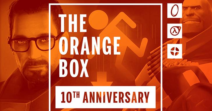 經典回顧:史上最超值的遊戲合輯《橘盒》