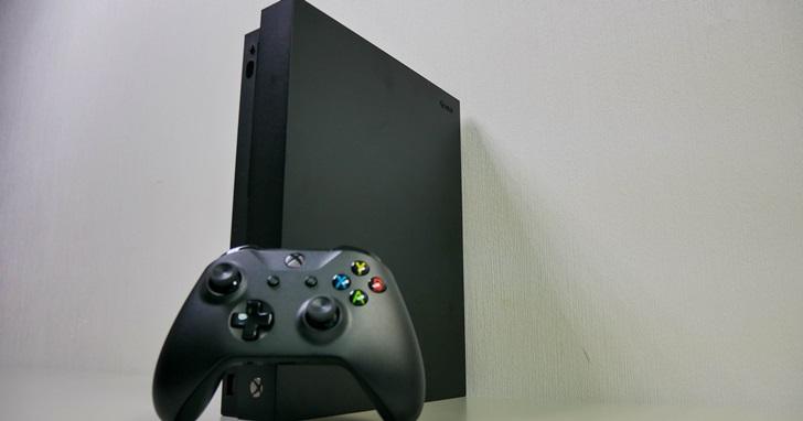 微軟地表最強主機 Xbox One X 開賣前搶先開箱,無痛升級8 核 2.3GHz 最強效能