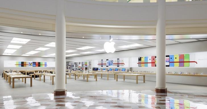 開賣前夕,美國舊金山蘋果直營店被三名蒙面歹徒搶走 300 台iPhone X
