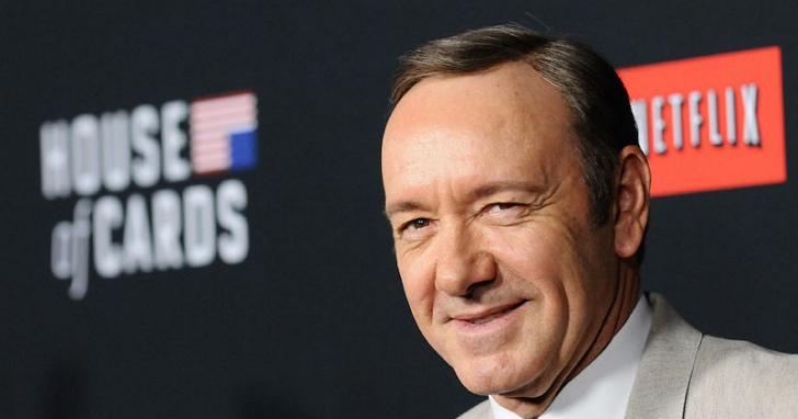 Netflix 為解決《紙牌屋》危機,表示將永遠不與凱文史貝西合作