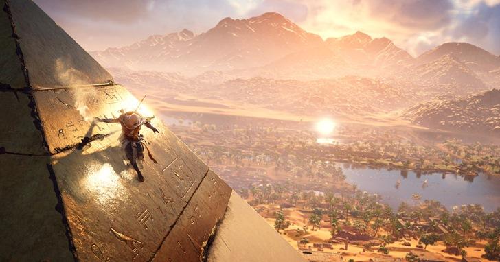 埃及大金字塔發現內藏巨大空間,但《刺客教條:起源》比科學家更早就披露這件事了