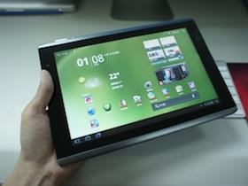 Acer Iconia Tab A500 平板動手玩