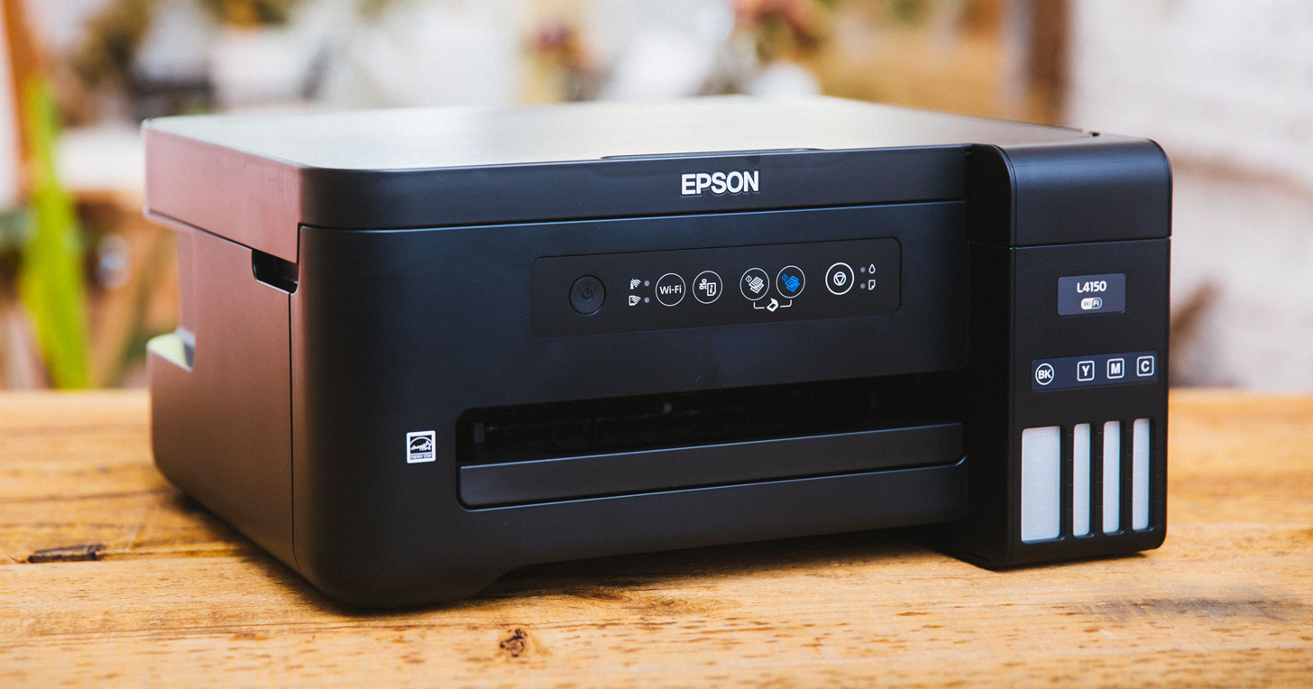 Epson L4150 複合機實測:功能齊全、價格實惠,現階段最好的入門級原廠連續供墨機種!