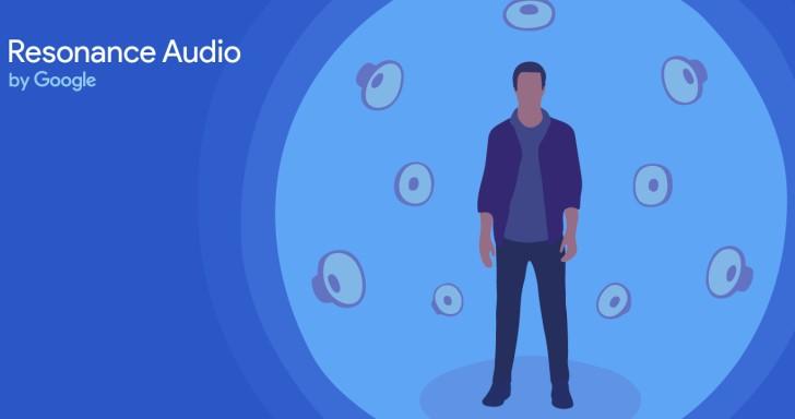 Google 提供跨平台 VR 環繞音效 Resonance Audio 開發工具,透過聲學原理創造擬真音場