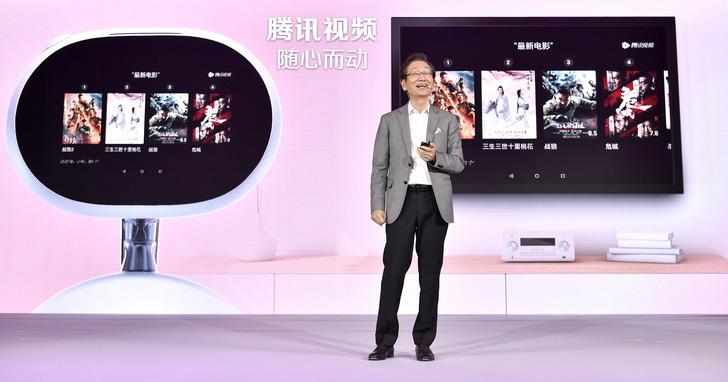 華碩攜手騰訊發表Zenbo Qrobot小布,打造現代智慧家庭