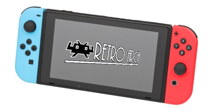 任天堂Switch 3.0.0已破解,萬用模擬器RetroArch隨後就到