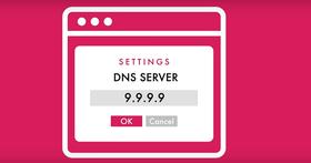 IBM宣布推出免費DNS轉址服務 Quad9,只要將DNS伺服器設為9.9.9.9 即可阻擋惡意網站