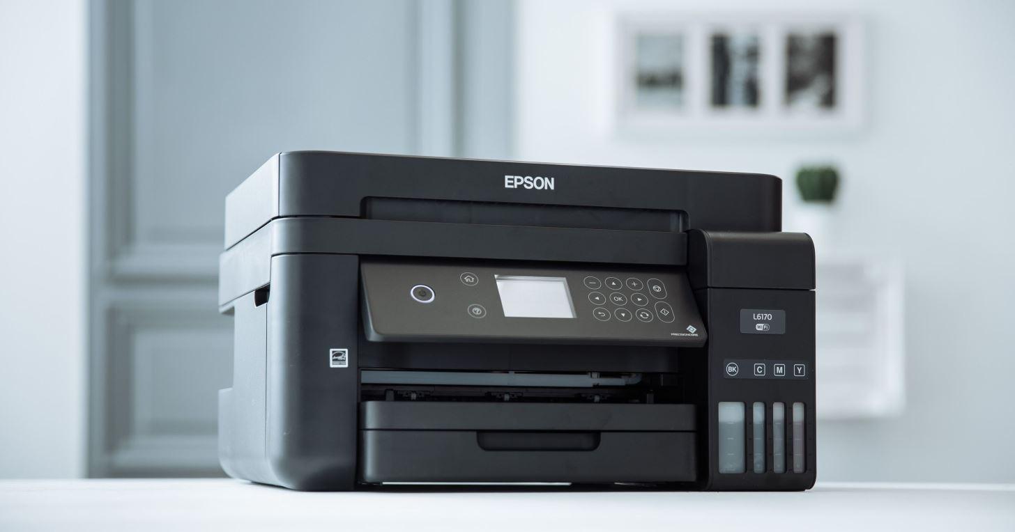 Epson L6170 原廠連續供墨印表機開箱:專業職人必備利器!