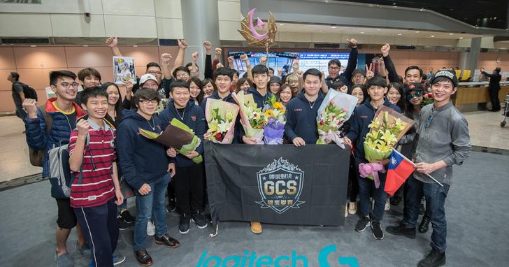 台灣電競實力傲視全球!SMG摘下世界冠軍,羅技全力相挺