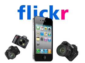iPhone 4 即將榮登 Flickr 最受歡迎相機設備