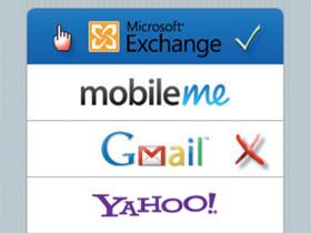 將Outlook聯絡資訊、行事曆同步到iPhone/iPad