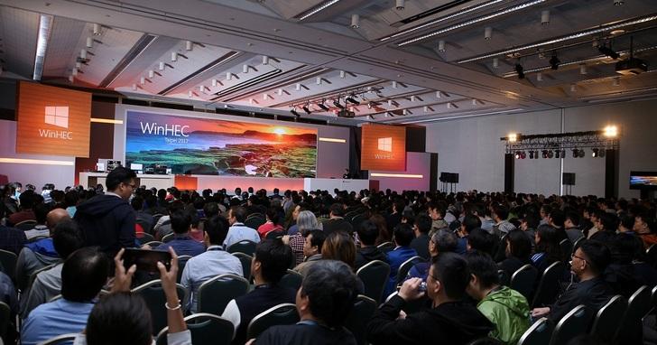 微軟WinHEC Taipei聯手IoT in Action於TICC登場,展現新世代智慧硬體浪潮
