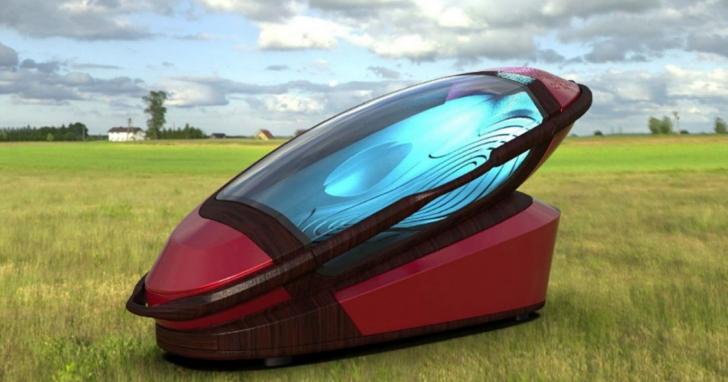 拍一鍵就到天堂!澳洲死亡醫生 Philip Nitschke,發明全球第一個 「3D 列印安樂死機器」