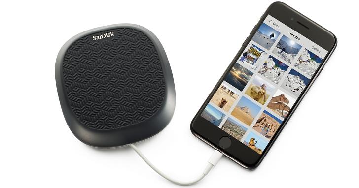 WD 推出可替 iPhone 邊充電邊備份的 iXpand Base