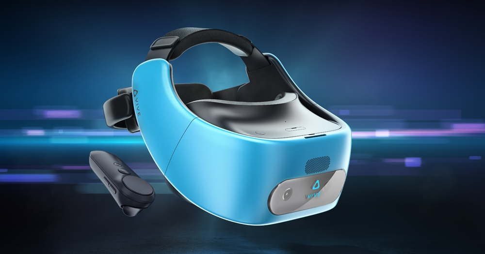 HTC 中國開賣 Vive Focus 一體式虛擬實境裝置:內建 Snapdragon 835 處理器、價格約18,100元台幣