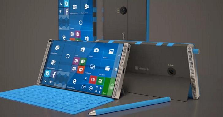 新證據出現,微軟正在開發可折疊式手機 Surface Phone?