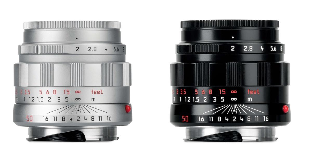 Leica 徠卡推出全球限量五百支的 LHSA 特別版紀念鏡頭 APO-Summicron-M 50mm f/2 ASPH.