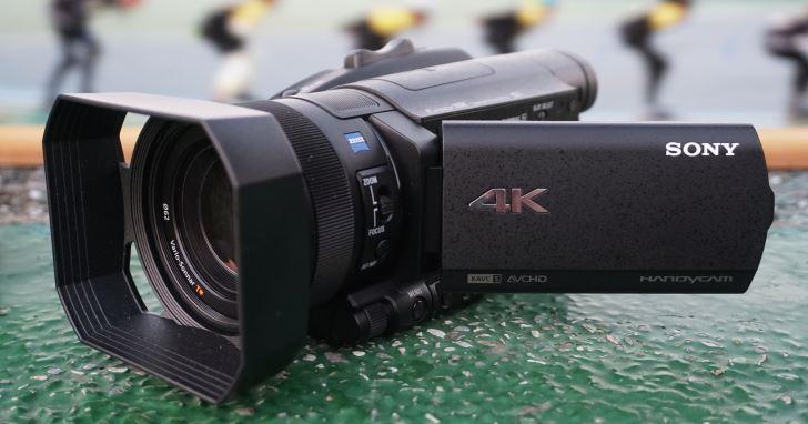 FDR-AX700-最專業的 4K Handycam 攝影機誕生!