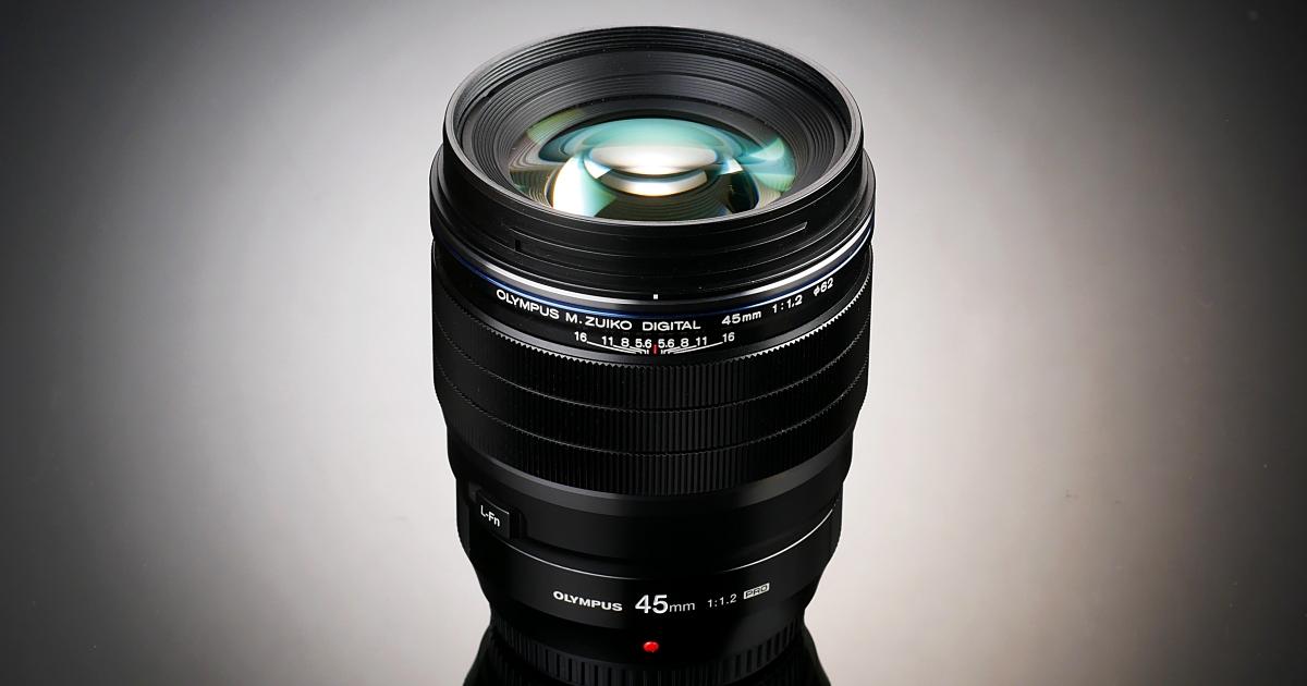 M4/3 系統的大光圈神鏡 Olympus M.ZD 45mm F1.2 PRO 實拍評測