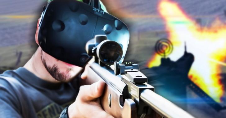 「這雖然是遊戲,但可不是鬧著玩的」俄羅斯發生首起男子玩VR時死亡案例
