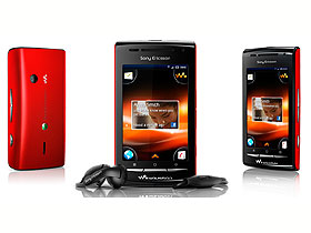 首款Android Walkman 音樂系手機!Sony Ericsson Walkman W8 發表
