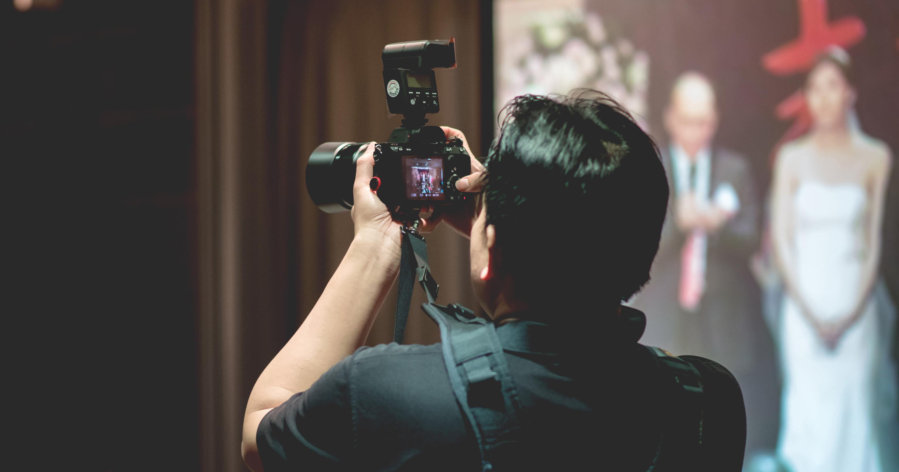 專訪「婚攝大青蛙」陳劍宇:使用 Sony α7RIII 在婚禮/婚紗現場的實戰與應用