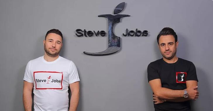 「史蒂夫賈伯斯」是一間義大利時尚品牌公司,蘋果拿它沒轍