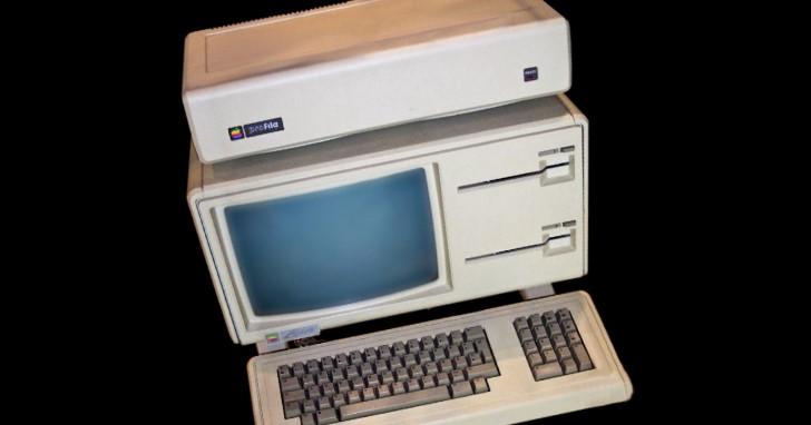 第一台搭載圖形化介面的個人電腦 Apple Lisa,2018 年將由電腦歷史博物館釋出原始碼