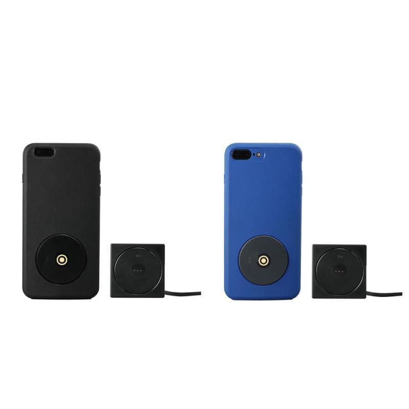 Ausblick磁吸智能無線充電組(iPhone6 7專用)開始在嘖嘖募資