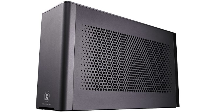 外型轉趨低調,Asus 發表外接式顯示卡盒 XG Station Pro