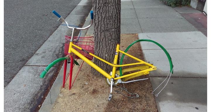 方便變隨便!Google 好心給員工在園區用的自行車Gike「被共享」問題嚴重,自組「單車獵人」去找車