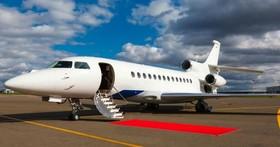 蘋果要求庫克出國必須乘坐私人飛機,那些霸道總裁一年都在飛機上花了多少錢?