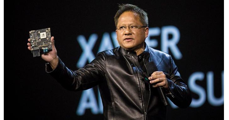 Nvidia霸氣定調「朕即 AI」,自動駕駛超級晶片展開 360 度全方位攻勢