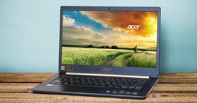 Acer Swift 5 實測:外型亮眼,效能優異,同級最輕薄的羽量級筆電!