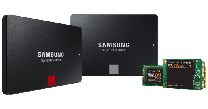 Samsung 正式發表 SATA 6Gb/s SSD 860 PRO 與 860 EVO,採用你最想要的 MLC