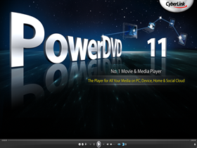 全能 PowerDVD 11,手機也能當遙控器