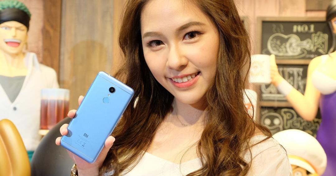 不用四千!最超值的 18:9 大螢幕手機,紅米 5 / 5 Plus 台灣上市