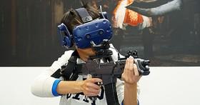 HTC Vive Pro 現身台北電玩展,展區開放多人即時連線對戰
