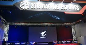 2018台北國際電玩展的幕後英雄,《賽車計劃2》的賽車模擬器原來是GIGABYTE提供