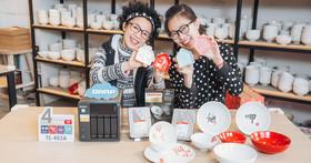 全新思維,打造傳統工藝新價值:文創陶藝品牌「Mao's 樂陶陶」創辦人毛氏姊妹專訪!
