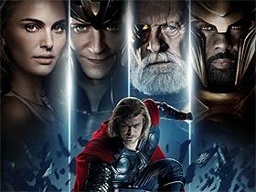 2011年必看電影:《雷神索爾》