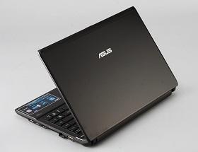 新輕薄長效筆電:Asus U31SD