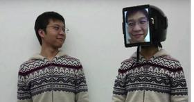 這是認真的嗎?日本研究人員想讓你用iPad創造出替身