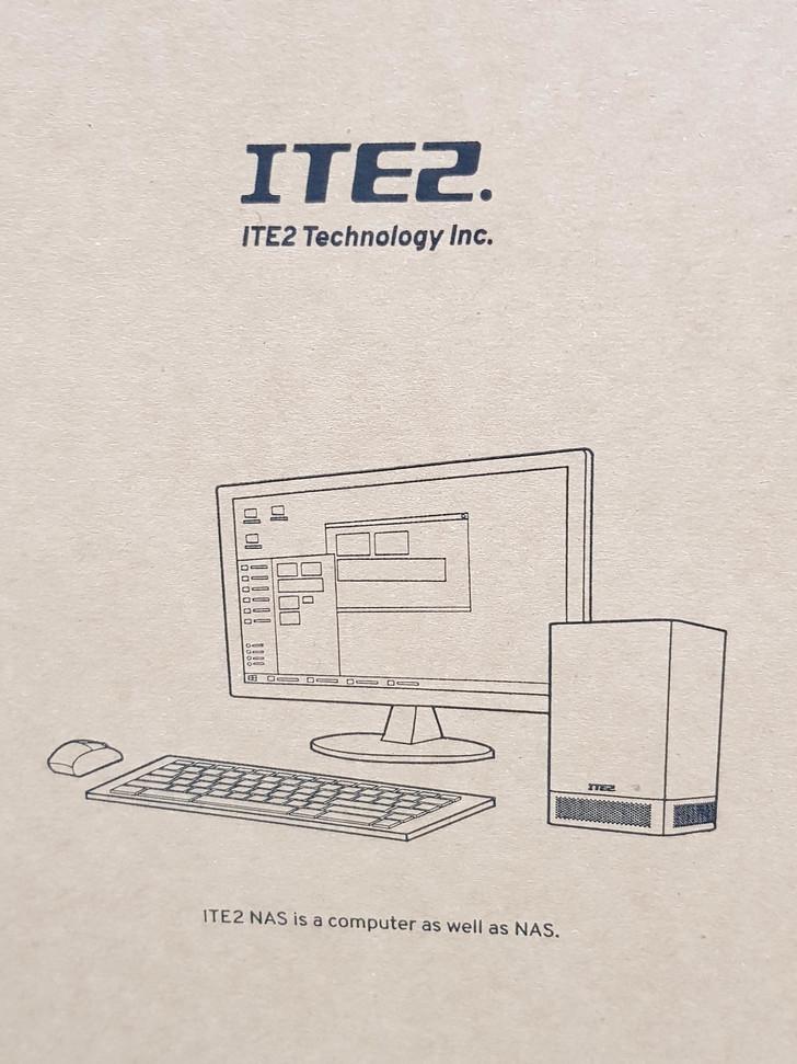 [心得] 1+1>2,既是迷你電腦,又是NAS的詮力ITE2 NE-201 NAS