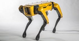 波士頓動力新年影片第一發,機器人狗能為朋友開門了!