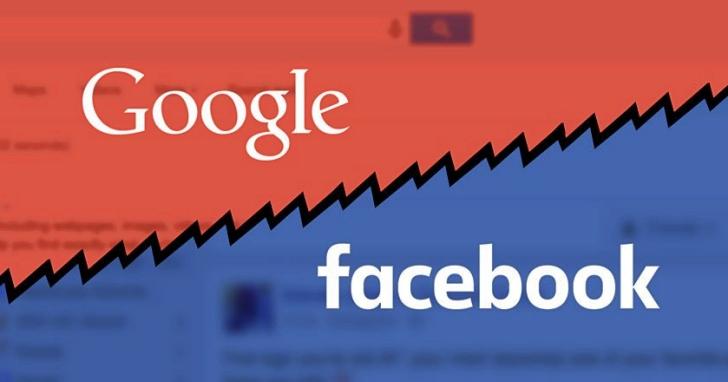 兩大入口網站出現「黃金交叉」,Google 再次超越 Facebook 成媒體首要流量來源