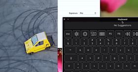 浩克級滑鼠!來看看YouTuber怎麼將汽車改裝為滑鼠,整個停車場都是他的滑鼠墊