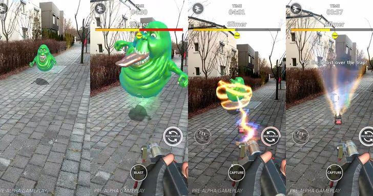 不讓《精靈寶可夢 GO》專美於前,《魔鬼剋星:世界》手遊帶你大街小巷捉鬼去