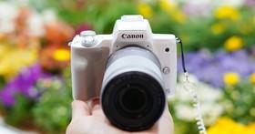 Canon 最平價的 4K 錄影機種 EOS M50 動手玩